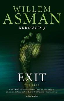 Willem Asman Exit - Rebound-trilogie 3
