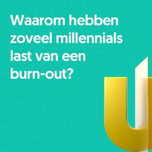 Thijs Launspach Waarom hebben zoveel millennials last van een burn-out?