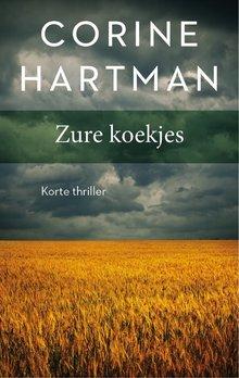 Corine Hartman Zure koekjes - Korte thriller