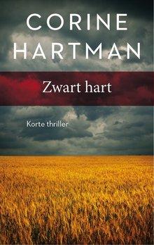Corine Hartman Zwart hart - Korte thriller