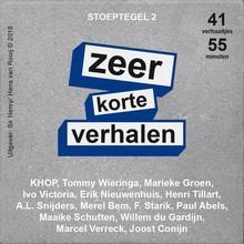 Tommy Wieringa Stoeptegel 2 - Zeer korte verhalen