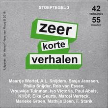 Maartje Wortel Stoeptegel 3 - Zeer korte verhalen