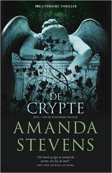 Amanda Stevens De crypte - Deel 1 van de Dodenrijk-trilogie