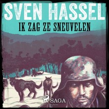 Sven Hassel Ik zag ze sneuvelen