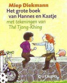 Miep Diekmann Het grote boek van Hannes en Kaatje