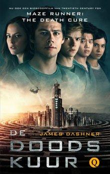 James Dashner De doodskuur - De Labyrintrenner #3
