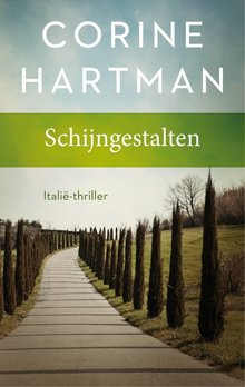 Corine Hartman Schijngestalten - Italië-thriller