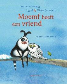 Annette Herzog Moemf heeft een vriend - Voorleesverhalen