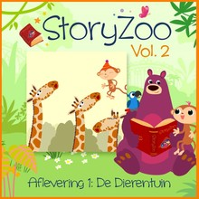 StoryZoo De dierentuin - StoryZoo Vol. 2