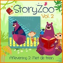 StoryZoo Met de trein - StoryZoo Vol. 2