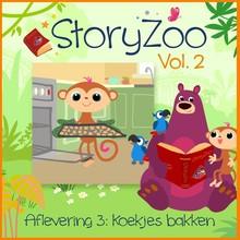 StoryZoo Koekjes bakken - StoryZoo Vol. 2