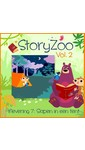 StoryZoo Slapen in een tent