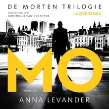 Anna Levander Mo - De Morten trilogie