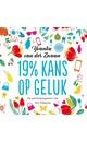 Yvanka van der Zwaan 19 procent kans op geluk