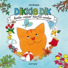 Jet Boeke Dikkie Dik Lente, zomer, herfst en winter