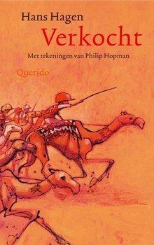Hans Hagen Verkocht - Het boek Verkocht werd bekroond met de Woutertje Pieterse Prijs 2008