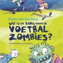 Simon van der Geest Wie is er bang voor de voetbalzombies