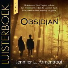 Jennifer L. Armentrout Obsidian - LUX-serie deel 1