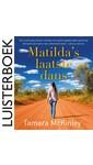 Tamara McKinley Matilda's laatste dans