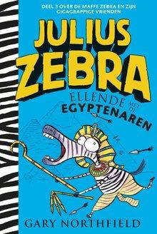 Gary Northfield Ellende met de Egyptenaren - Julius Zebra 3