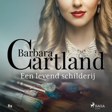Barbara Cartland Een levend schilderij