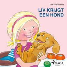 Line Kyed Knudsen Liv krijgt een hond