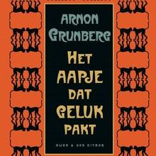 Arnon Grunberg Het aapje dat geluk pakt