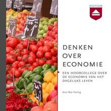 Bas Haring Denken over economie - Een hoorcollege over de economie van het dagelijks leven