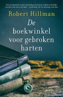 Robert Hillman De boekwinkel voor gebroken harten