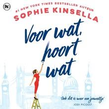Sophie Kinsella Voor wat hoort wat