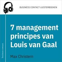 Max Christern De 7 managementprincipes van Louis van Gaal