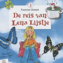 Francine Oomen De reis van Lena Lijstje