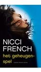 Meer info over Nicci French Het geheugenspel bij Luisterrijk.nl