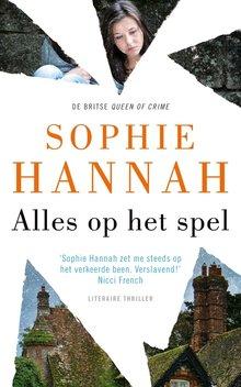 Sophie Hannah Alles op het spel