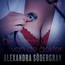 Alexandra Södergran De laatste wens van de dokter - erotisch verhaal