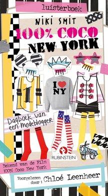 Niki Smit 100 procent Coco New York - Dagboek van een modeblogger