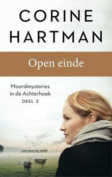 Corine Hartman Open einde - Moordmysteries in de Achterhoek - Deel 3