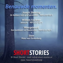 Joseph Shearing Benauwde momenten