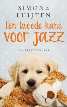 Simone Luijten Een tweede kans voor Jazz - een puppyverhaal