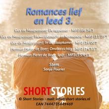 Guy de Maupassant Romances lief en leed 3