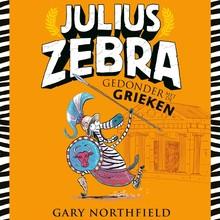 Gary Northfield Gedonder met de Grieken - Julius Zebra 4