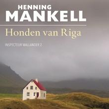 Henning Mankell Honden van Riga