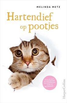 Melinda Metz Hartendief op pootjes - Als je kat je probeert te koppelen aan je buurman