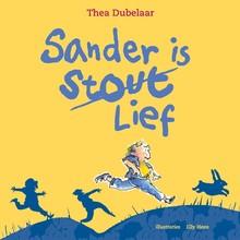 Thea Dubelaar Sander is stout / lief