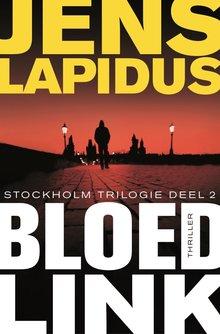 Jens   Lapidus Bloedlink - Stockholm Trilogie deel 2