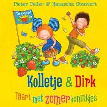 Pieter Feller Kolletje & Dirk - Taart met zomerkoninkjes