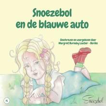 Margriet Th. Burnaby Lautier-Bordes Snoezebol en de blauwe auto