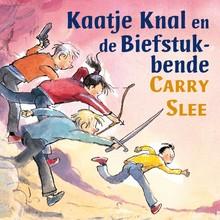 Carry Slee Kaatje Knal en de Biefstukbende