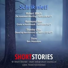 Robert Bloch Schrik niet!