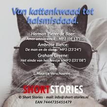 Herman Pieter de Boer Van kattenkwaad tot halsmisdaad